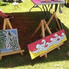 Art at Whitianga Craft Market