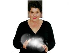 Verna Carr Spiritual healer, channel, keynote speaker in Whitianga